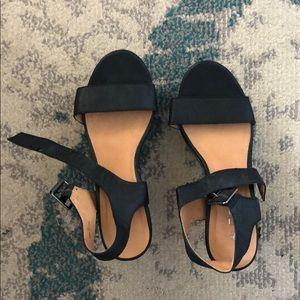 Aldo Platform Heel Sandals - Comfortable!